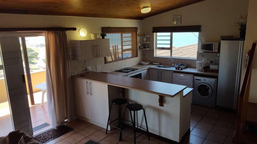 Unit 15 - Open plan kitchen