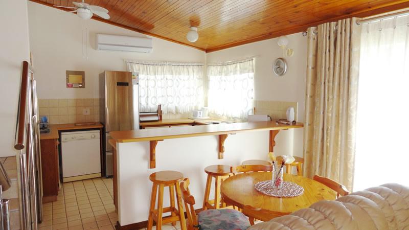 Villa del Sol 3 bedroom family unit