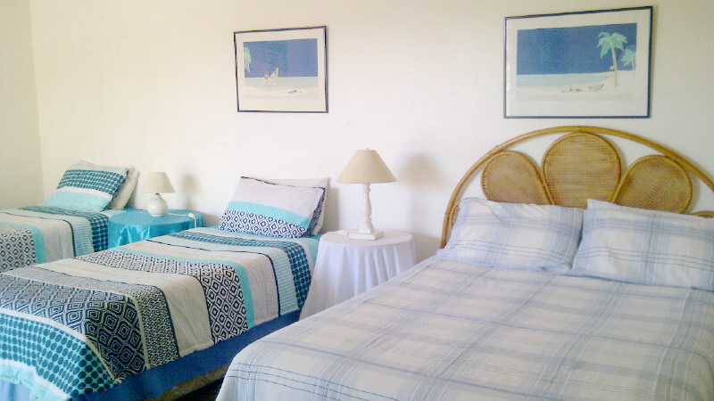 Spacious 3 bedroom holiday unit