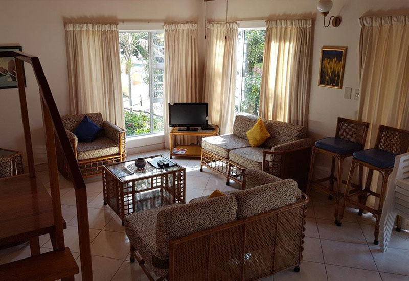 Villa del Sol private rental accommodation