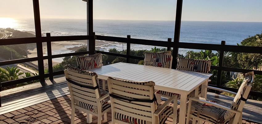 unit 17 stunning patio views